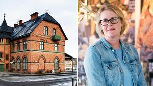 """Italiensk restaurang satsar vidare i Örnsköldsvik – berättar om drömmen: """"Flyttade hit för att öppna i stationshuset"""""""
