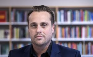 Kommunstyrelsens ordförande i Staffanstorp, Christian Sonesson (M) kritiseras för populism. Foto: Johan Nilsson / TT
