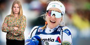 Stina Nilsson vann återigen sprinten, denna gång i Val Müstair.