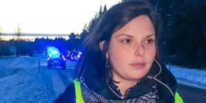 """""""Alla journalister behövs på vår redaktion, säger reportern Karin Johansson som är fackordförande på ÖP."""