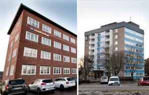 Fagersta kommun planerar för en jätteflytt som ska ge 60 nyrenoverade lägenheter i de nuvarande kontorshusen.