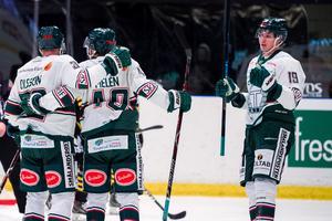 Efter en katastrofal start på säsongen har Tingsryd spelat upp sig och har nu fyra segrar på de fem senaste matcherna. Foto: Dennis Ylikangas / BildbyrŒn