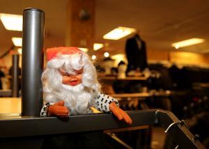 Gammaldags jul på Stilmark i Hallsta.