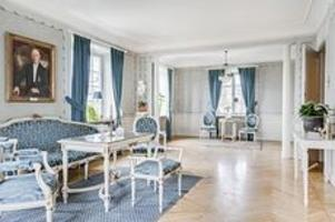 Stora salongen. Foto: Johan Fornstedt/Husfoto