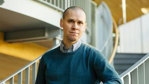 Andreas Dahlkvist, utredare hos CSN ser en ökning i gruppen utländska medborgare bland de som tappar sitt studiebidrag på grund av skolk.