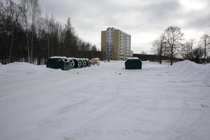 Återvinningsstationen vid Grågåsvägen får maka på sig till förmån för byggnation av ett gruppboende. Nybygget kan stå klart 2019.