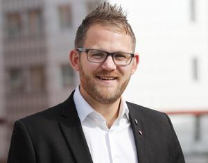 Johan Augustsson (S), ordförande i barn- och utbildningsnämnden. Foto: Nynäshamns kommun