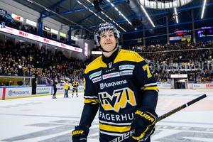 Sebastian Wännström kommer närmast från HV71. Bild: Mathias Bergeld/Bildbyrån