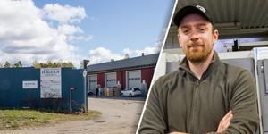 Nu startar den före detta it-chefen Lars Engström legoföretag i verkstadsbranschen.