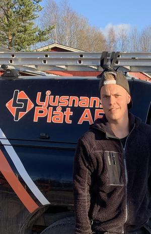 Lars Låks börjar sin anställning vid årsskiftet.
