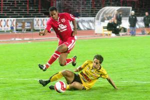 Sala FF föll med 3-5 i VLT-cupens final mot Skiljebo SK  2007.