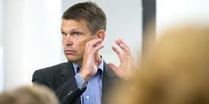 Vd Per Bowallius vill inte kommentera det påstådda konkurshotet.