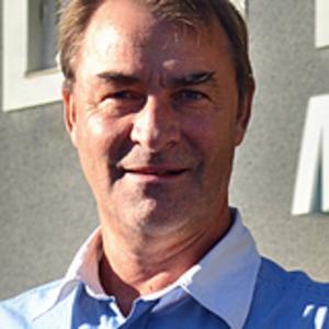 Nisse Schmidt, reporter med uppdrag att täcka Älvdalen