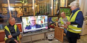 BB-ockupanterna i Sollefteå ilsknade till när de såg tillträdande regionrådet Glenn Nordlunds (S) utspel i SVT.