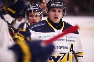 Markus Ljungh kan vara förlorad för HV71, trots att hans kontrakt sträcker sig över nästa säsong.