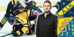 Andreas Hanson om rivaliteten mellan AIK och SSK.