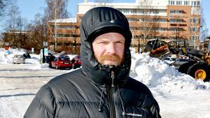 Daniel Eriksson, 38 år, arbetslös, Bergsåker: