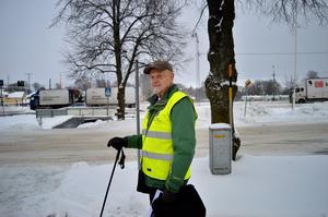 Alla trafikanter måste bidra till att minska antalet döda i trafiken, anser Stig Eklöf som i sin insändare ger trafiktips. Foto: Karin Diffner