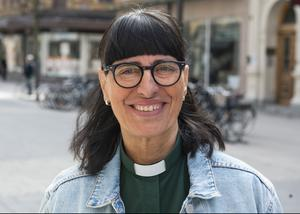 Anna Lönneborg, 60 år, diakon, Sundsvall