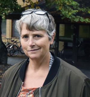 Åsa Nilser (L). Foto: Mats Laggar