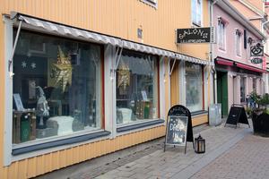 Salong Lillstrumpa på Rådmansgatan.