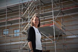 Linda Nordlander, kvalitetsledare på bildningsförvaltningen.