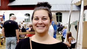 Rebecca Mafredas, 27 år, ekonomiassistent, Sundbyberg: