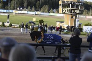 Ingen höjde på ögonbrynen när superfavoriten Nuncio var först över mållinjen i Sundsvall Open Trot 2016 och Örhan Kihlström satt i vinnarsulkyn för tredje gången på fyra år. Bara månader tidigare hade samma häst vunnit Elitloppet.