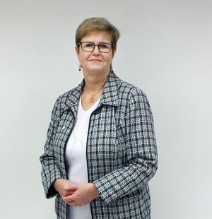 Ingela Jönsson är planeringschef på Region Jämtland Härjedalen. Foto: Andreas Larsson