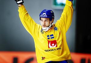Christoffer Edlund. FOTO: Thomas Johansson/TT