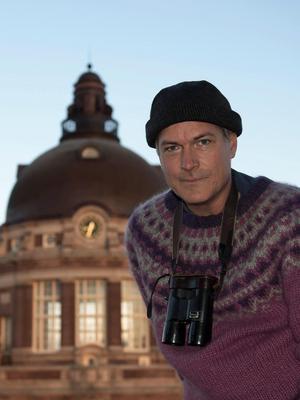 Didrik Vanhoenacker.Bild: Bengt Olofsson