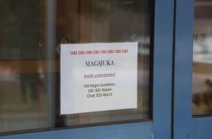 Magsjuka råder på Herrhagsgården som nu har stopp för besökare.