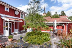 Södra Mariegatan 2E. Foto: Svensk Fastighetsförmedling Falun