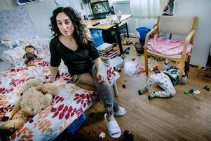 Lucine Djanyan tänker inte ge upp kampen för mänskliga rättigheter, och hoppas kunna återvända till Ryssland.