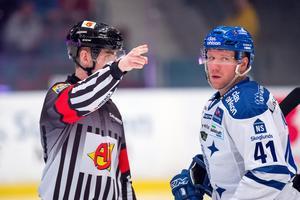 Marcel Müller lämnar Leksand. Foto: Simon Hastegård (Bildbyrån).