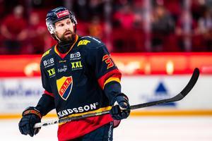Axelsson under finalserien mot Frölunda. Foto: Andreas L Eriksson / Bildbyrån.
