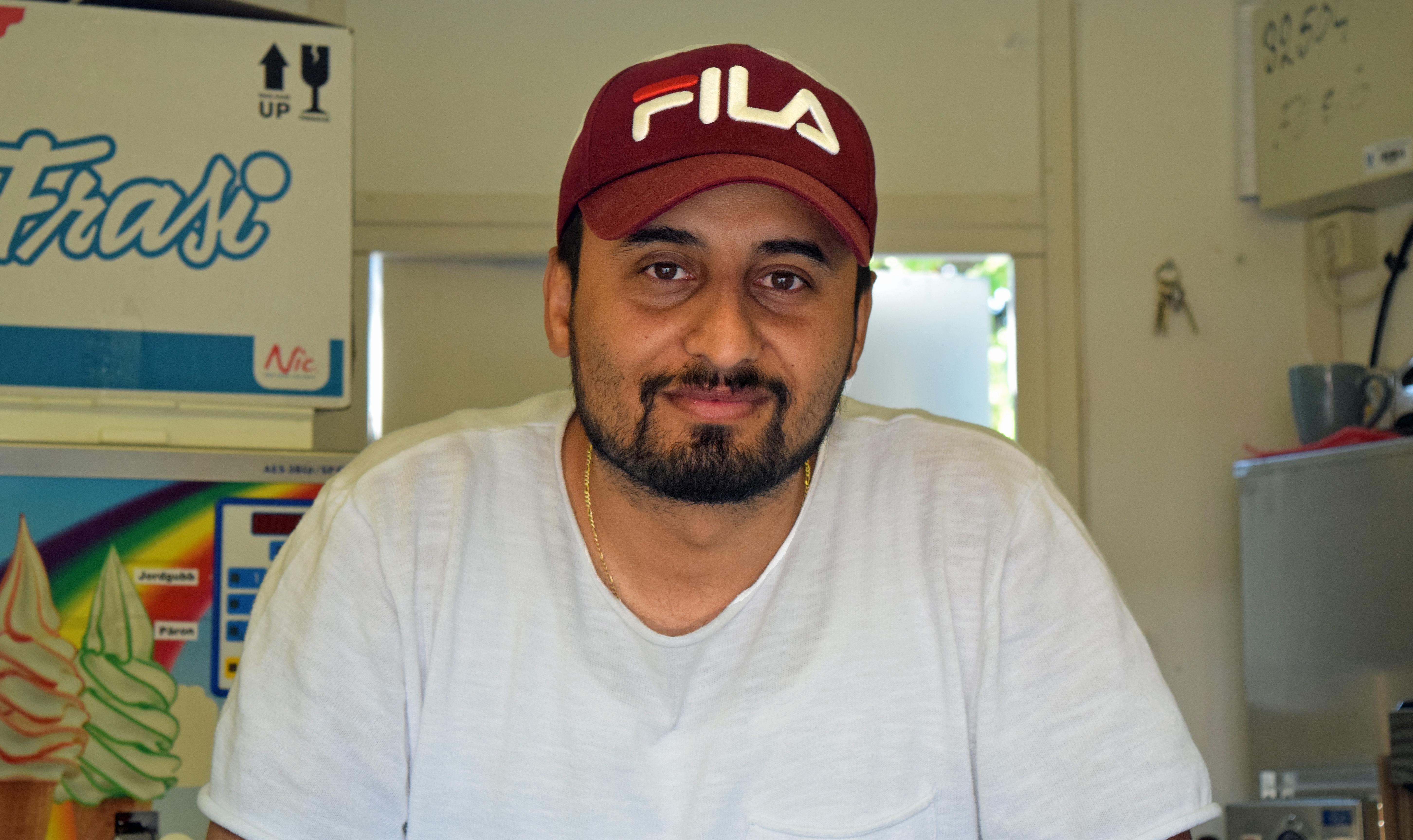 Tarek Malak säger att en lösning känns långt borta.