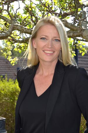 Aline Varre, ledamot kommunfullmäktige Nynäshamn. Foto: Privat