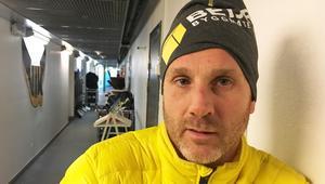 Conny Strömberg är förkyld och osäker på spel mot Piteå.