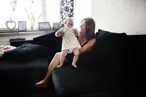 Ingrid Forsgren såg till att lära känna alla barnmorskor inom projektet.