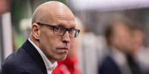Andersson blir kvar i klubben han förde upp till SHL, och åkte ur med ett år senare. Foto: Avdo Bilkanovic / BILDBYRÅN.