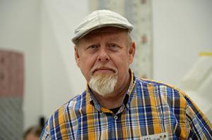 Björn Andersson, 64, målare, Örnsköldsvik.