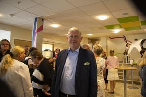 Förbundschefen Thomas Winqvist.