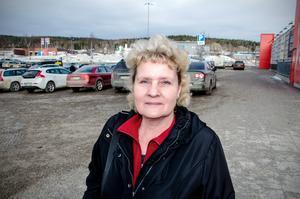 Sonja Samuelsson, lokalvårdare, 60, Sundsvall