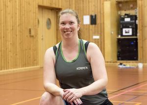 Cecilia Andersson håller i Gruppen Stark mamma sedan flera år tillbaka.