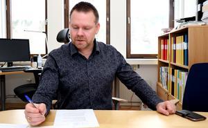Skolbespisningens roll som lunchrestaurang för allmänheten är en fråga som inte Kent Ylvesson har på sitt bord.