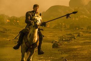Att samlas och titta på Game of Thrones kan jämföras med vad romarna gjorde vid gladiatorspel för 2000 år sedan. På bilden ser vi Nikolaj Coster-Waldau som Jamie Lannister. Foto: Macall B. Polay/HBO via AP