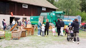 Buskaloppis öppnar traditionsenligt på midsommardagen.  I år är det tionde året.