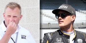 Trots bara en topp tio-placering i de sex första kvalen och en topp tio placering i de fem första racen i Indycar har Marcus Ericssons teamchef Taylor Kiel bara positiva saker att säga om sin nya adept.