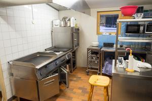 Det nya köket.